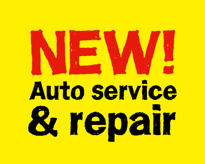 Auto Service and Repair