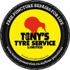 Free puncture repair sticker